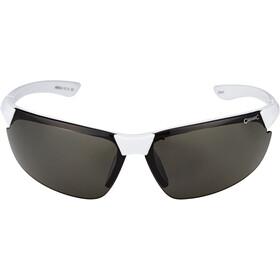 Alpina Draff Brille white/black
